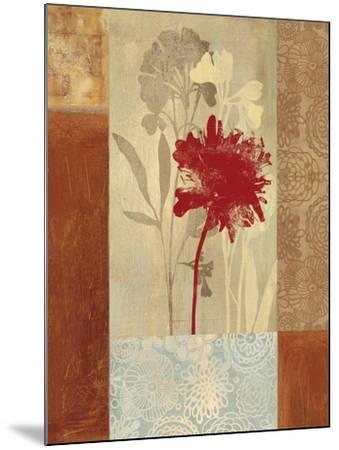 Garden Patchwork-Andrew Michaels-Mounted Art Print