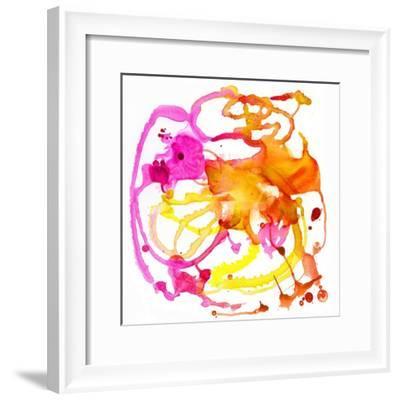 Watercolour Abstract IV-Anna Polanski-Framed Art Print