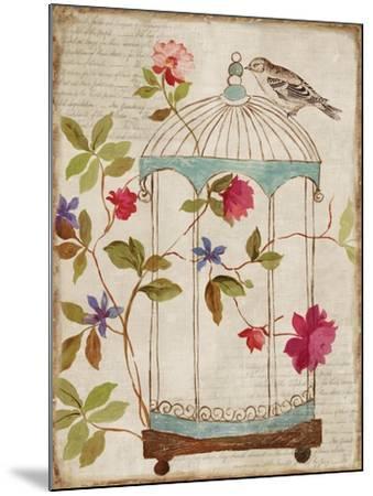 Birds Escape-Anna Polanski-Mounted Art Print