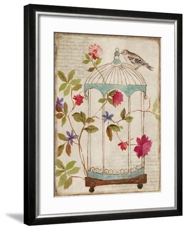 Birds Escape-Anna Polanski-Framed Art Print