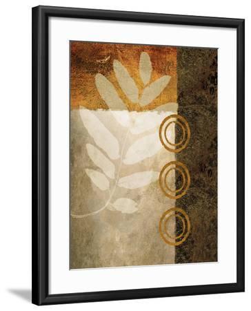 November Textures I-Michael Marcon-Framed Premium Giclee Print