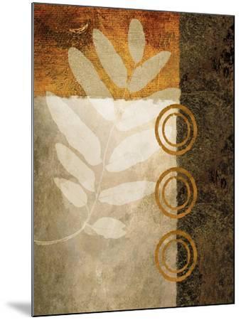 November Textures I-Michael Marcon-Mounted Premium Giclee Print