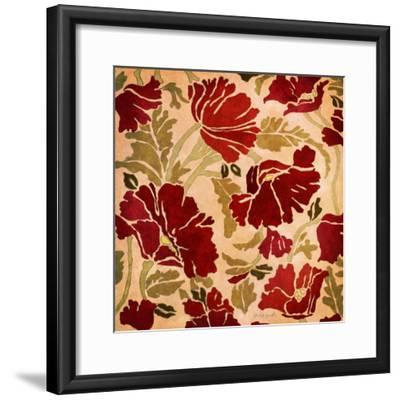 Autumn Showers Bring Flowers II-Lanie Loreth-Framed Art Print