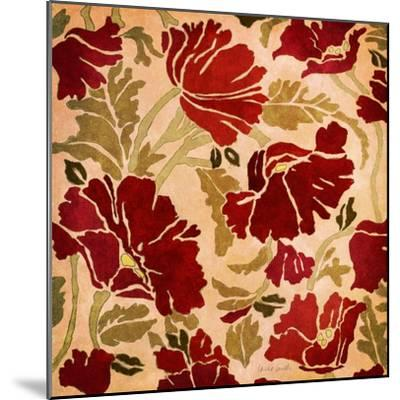 Autumn Showers Bring Flowers II-Lanie Loreth-Mounted Art Print