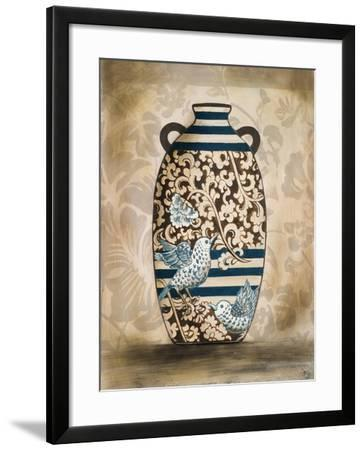 The Pottery I-Patricia Pinto-Framed Premium Giclee Print
