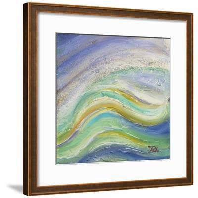 The Sea II-Patricia Pinto-Framed Art Print