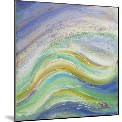 The Sea II-Patricia Pinto-Mounted Art Print