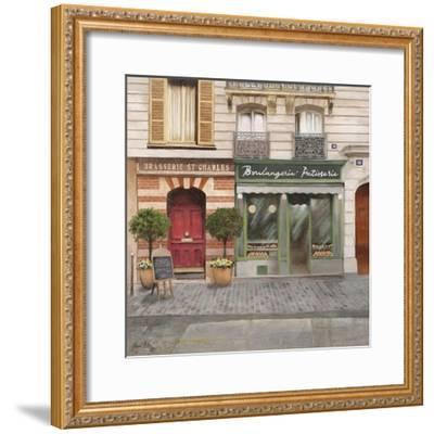 French Store I-Elizabeth Medley-Framed Premium Giclee Print