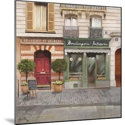 French Store I-Elizabeth Medley-Mounted Premium Giclee Print