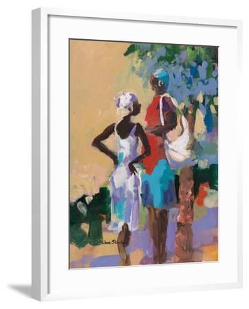 Saturday Morning I-Jane Slivka-Framed Premium Giclee Print