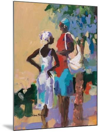 Saturday Morning I-Jane Slivka-Mounted Premium Giclee Print