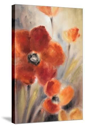 Secret Garden I-Lanie Loreth-Stretched Canvas Print