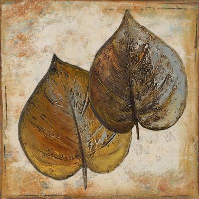 Natural Leaves I-Patricia Pinto-Framed Premium Giclee Print
