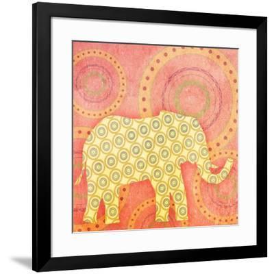 Elephant--Framed Art Print