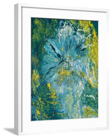 The Sea I-Roberto Gonzalez-Framed Premium Giclee Print