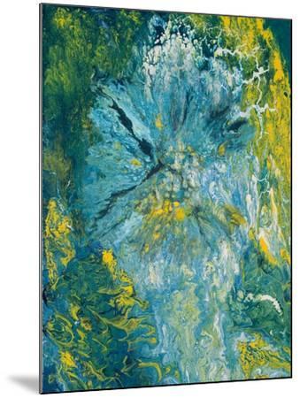 The Sea I-Roberto Gonzalez-Mounted Premium Giclee Print