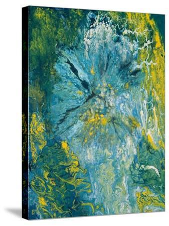The Sea I-Roberto Gonzalez-Stretched Canvas Print