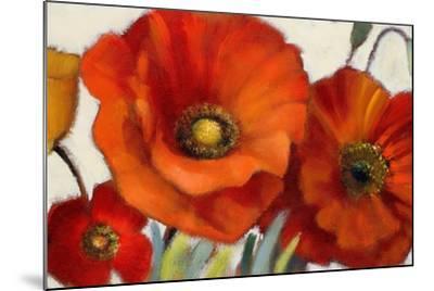 Poppy Splendor I-Lanie Loreth-Mounted Premium Giclee Print