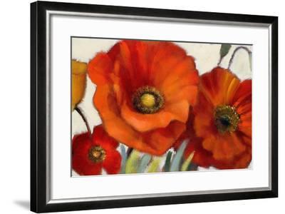 Poppy Splendor I-Lanie Loreth-Framed Premium Giclee Print