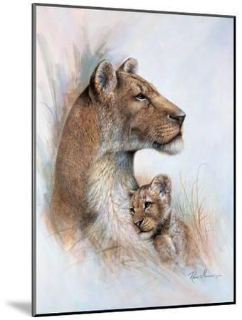 Mother's Pride-Ruane Manning-Mounted Art Print