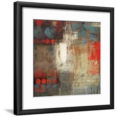Advice II-Sloane Addison ?-Framed Art Print