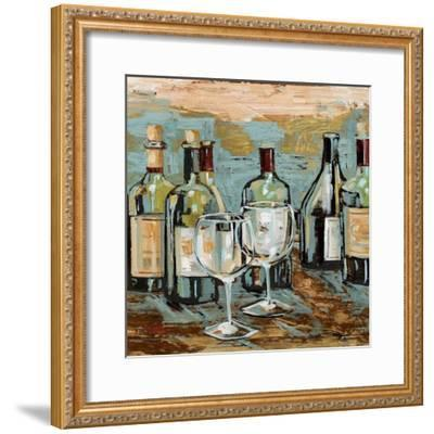Wine II-Heather A^ French-Roussia-Framed Premium Giclee Print