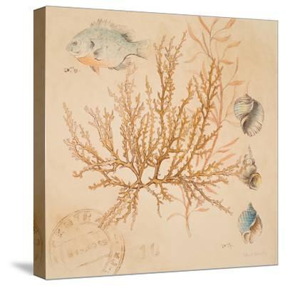 Coral Medley I-Lanie Loreth-Stretched Canvas Print
