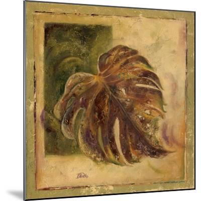 Green Balazo I-Patricia Pinto-Mounted Premium Giclee Print