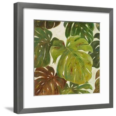 Green Touch I-Patricia Pinto-Framed Premium Giclee Print
