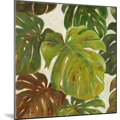 Green Touch I-Patricia Pinto-Mounted Premium Giclee Print
