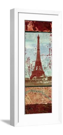Weathered Landmark I-Elizabeth Medley-Framed Art Print