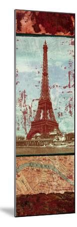 Weathered Landmark I-Elizabeth Medley-Mounted Art Print