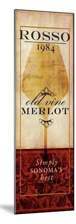 Vino II-Elizabeth Medley-Mounted Premium Giclee Print