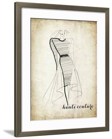 Couture Concepts II-Nicholas Biscardi-Framed Premium Giclee Print