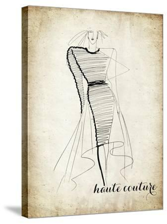 Couture Concepts II-Nicholas Biscardi-Stretched Canvas Print