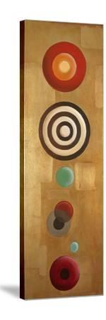 Les Circles I-Patricia Pinto-Stretched Canvas Print