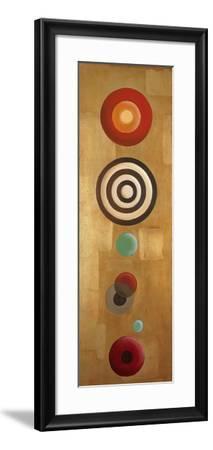 Les Circles I-Patricia Pinto-Framed Premium Giclee Print