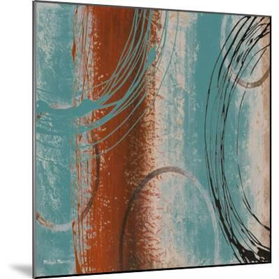 Tricolored II-Michael Marcon-Mounted Premium Giclee Print