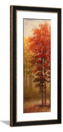 Fall Trees II-Michael Marcon-Framed Premium Giclee Print