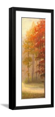 Fall Trees I-Michael Marcon-Framed Premium Giclee Print