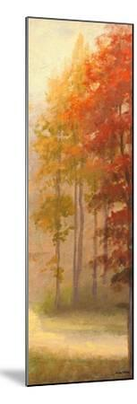 Fall Trees I-Michael Marcon-Mounted Premium Giclee Print