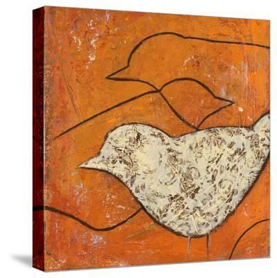 Lovely Birds II-Patricia Pinto-Stretched Canvas Print