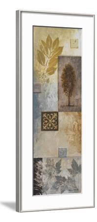 Nature in the Abstract II-Michael Marcon-Framed Art Print