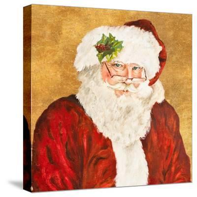 Saint Nick-Patricia Pinto-Stretched Canvas Print