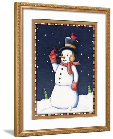 In the Spirit I-Josefina-Framed Premium Giclee Print