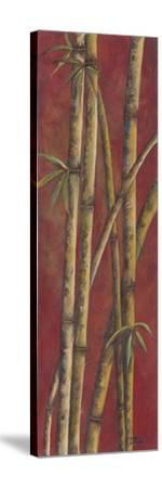 Red Bamboo I-Patricia Pinto-Stretched Canvas Print