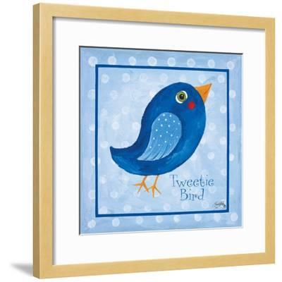 Blue Bird-Elizabeth Medley-Framed Premium Giclee Print