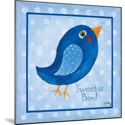 Blue Bird-Elizabeth Medley-Mounted Premium Giclee Print