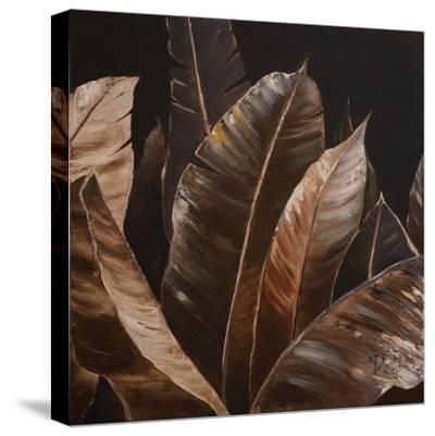 Through the Sepia Leaves I-Patricia Pinto-Stretched Canvas Print