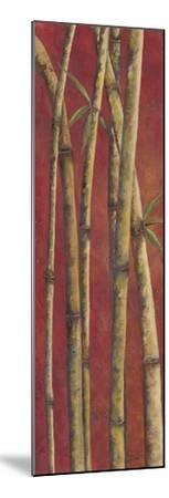 Red Bamboo II-Patricia Pinto-Mounted Art Print